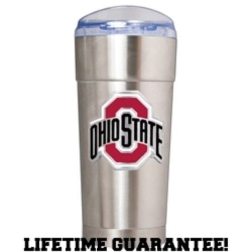 Ohio State Vacuum Insulated Stainless Steel Tumbler 24 Oz