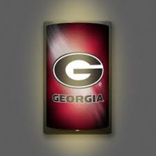GEORGIA BULLDOGS MOTIGLOW LIGHT UP SIGN MOTION ACTIVATED PREMIUM QUALITY NCAA