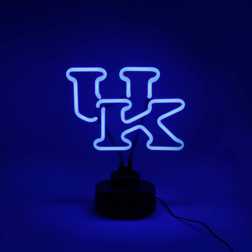 KENTUCKY WILDCATS NEON SIGN LIGHT LAMP CATS UNIVERSITY MAN CAVE GAME ROOM
