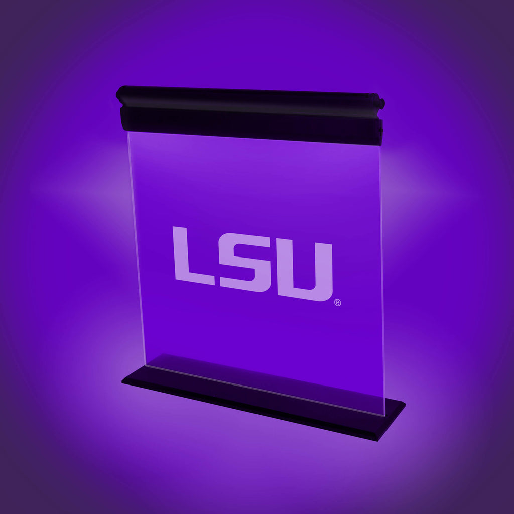 LSU TIGERS LAMP LED SIGN