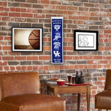 KENTUCKY WILDCATS HERITAGE BANNER NCAA UNIVERSITY