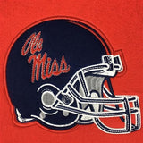 OLE MISS REBELS HERITAGE BANNER UNIVERSITY MISSISSIPPI NCAA