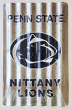 PENN STATE NITTANY LIONS CORRUGATED METAL SIGN 12 X 18