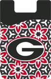 GEORGIA BULLDOGS CELL PHONE CARD HOLDER WALLET