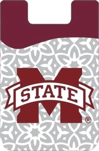 MISSISSIPPI STATE BULLDOGS CELL PHONE CARD HOLDER WALLET