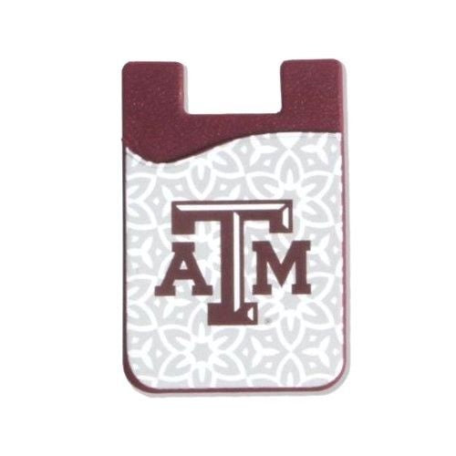 TEXAS A&M AGGIES CELL PHONE CARD HOLDER WALLET
