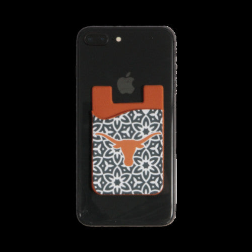 TEXAS LONGHORNS CELL PHONE CARD HOLDER WALLET