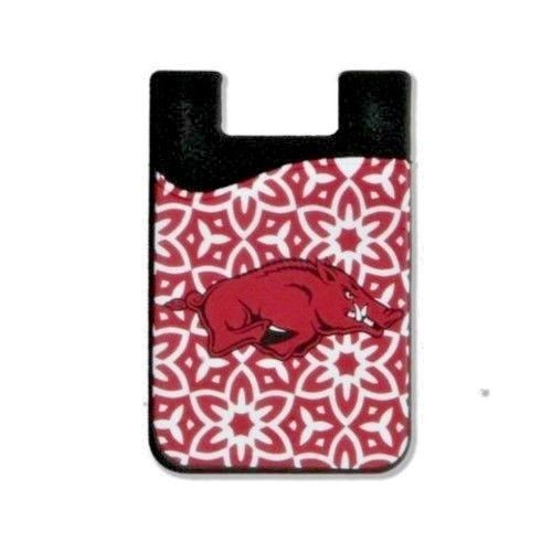 ARKANSAS RAZORBACKS CELL PHONE CARD HOLDER WALLET