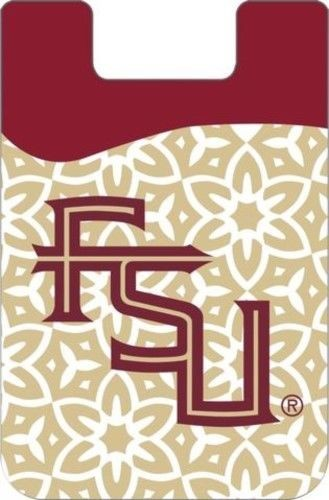 FLORIDA STATE SEMINOLES CELL PHONE CARD HOLDER WALLET