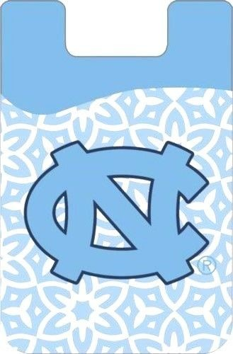 NORTH CAROLINA TAR HEELS CELL PHONE CARD HOLDER WALLET