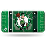 BOSTON CELTICS CAR TRUCK TAG LICENSE PLATE NBA BASKETBALL METAL SIGN