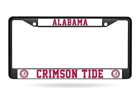ALABAMA LICENSE PLATE CHROME