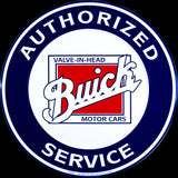 BUICK AUTHORIZED SERVICE 12
