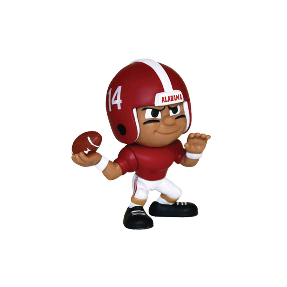 ALABAMA CRIMSON TIDE LIL' TEAMMATES QUARTERBACK NCAA FIGURINES FOOTBALL SERIES 5