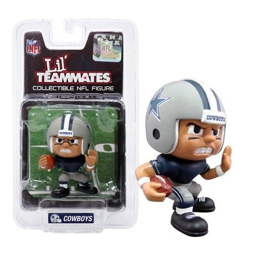 DALLAS COWBOYS LIL' TEAMMATES RUNNING BACK NFL FIGURINES FOOTBALL COLLECTION