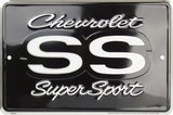 CHEVROLET SS SUPER SPORT SMALL PARKING SIGN 8 x 12