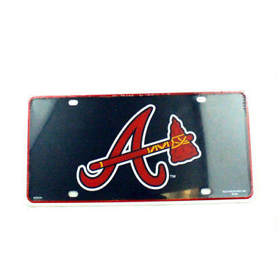 ARIZONA DIAMONDBACKS CAR TAG METAL DBACKS