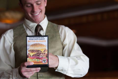 Electronic order pads for restaurants: to be, or not to be