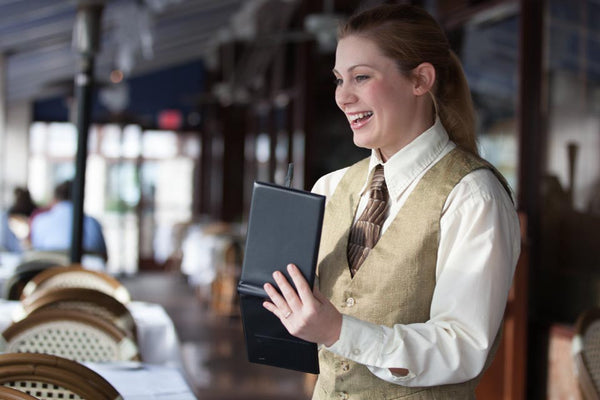 Tipping the scale on a waiter's salary