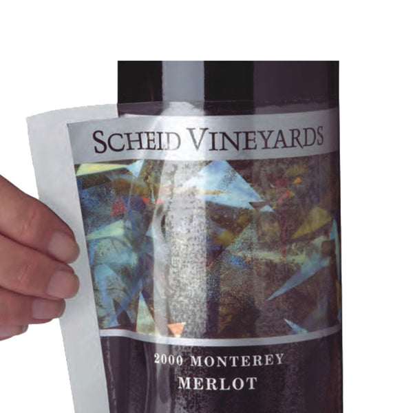 Label Saver <br />Wine Label Removers