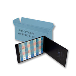 Waiter Wallet Clear Pocket Inserts put valuable information where it counts, on the restaurant floor, every shift.