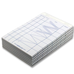 Waiter Wallet Jr. Pad, perfectly formatted for fewer mistakes taking restaurant guest's orders.