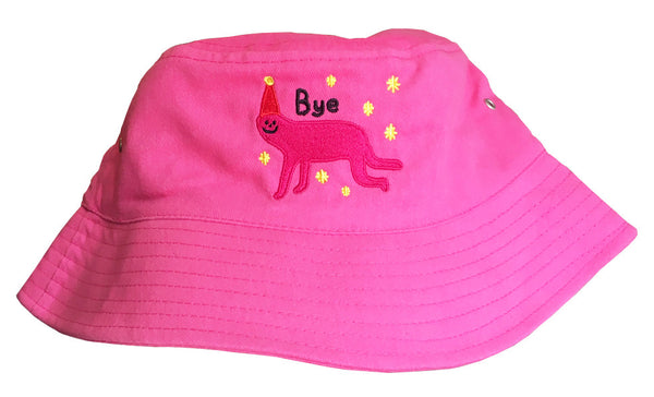 Pink Guy Bucket Hat