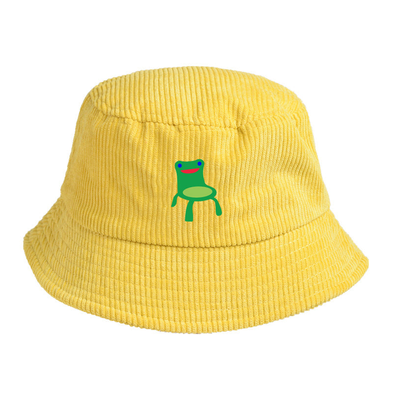 Froggy Chair Bucket Hat