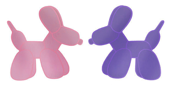 Balloon Dog Studs