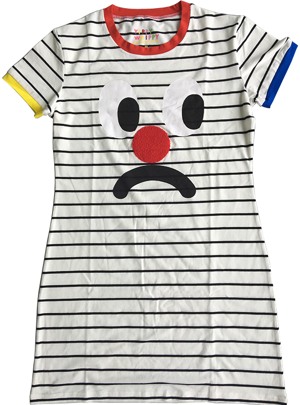 Sad Face Dress