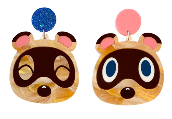 Timmy & Tommy Earrings