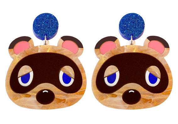 Tom Nook Earrings