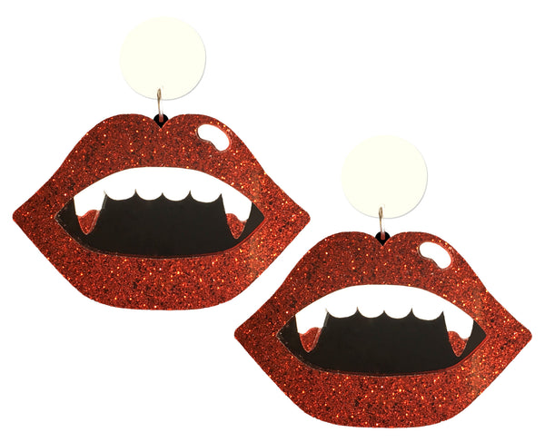 Vampiress Earrings