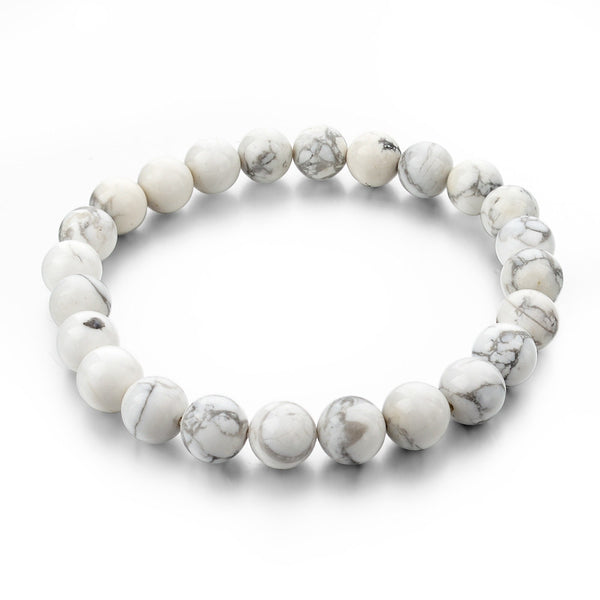 Natural Stone Beaded Bracelet - The Bracelet Shop