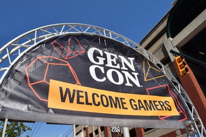 Gencon Day 1: Thursday