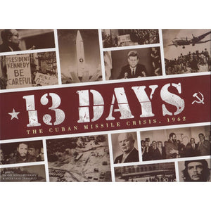 13 Days: The Cuban Missile Crisis - The Dice Owl - Board Game