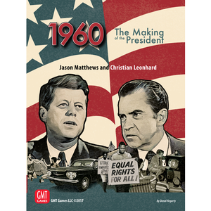 1960: The Making of the President - Board Game - The Dice Owl