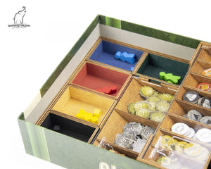Alpaca box - Replacement containers for Altiplano™ - Supplies - The Dice Owl