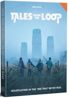 Tales from the Loop RPG - Hard Cover