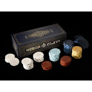 Brass - Iron Clays - Board Game - The Dice Owl