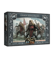 A Song of Ice & Fire: Tabletop Miniatures Game – Umber Berserkers - Board Game - The Dice Owl