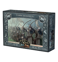 A Song of Ice & Fire: Tabletop Miniatures Game – Stark Bowmen - Board Game - The Dice Owl