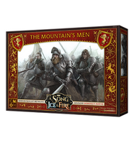 A Song of Ice & Fire: Tabletop Miniatures Game – The Mountain's Men - Board Game - The Dice Owl