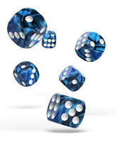 Oakie Doakie Dice - D6: Gemidice Twilight Stone (12 pack)