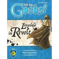 Oh My Goods Longsdale in Revolt - Board Game - The Dice Owl