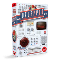 Decrypto (FR) - Board Game - The Dice Owl