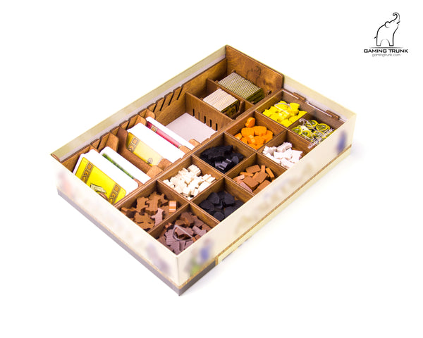 Agricola Organizer - Supplies - The Dice Owl