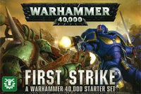 Games Workshop: First Strike: A Warhammer 40,000 Starter Set