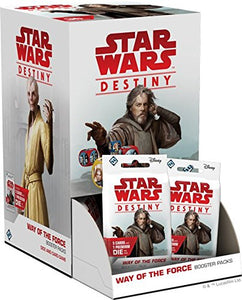 Star Wars: Destiny – Way of the Force Booster Pack - The Dice Owl