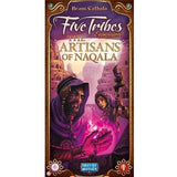 Five Tribes: The Artisans of Naqala - Board Game - The Dice Owl